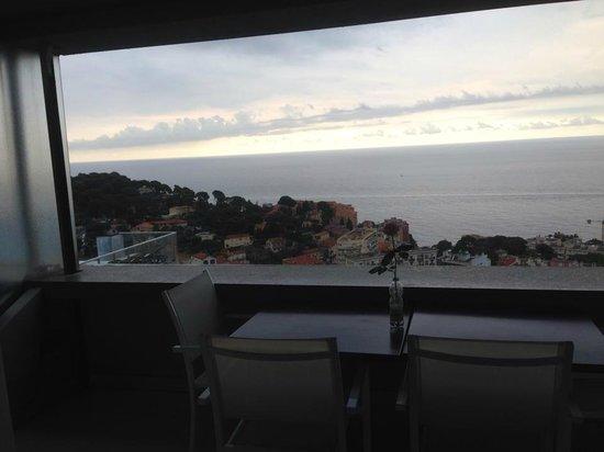 Pierre & Vacances Résidence Costa Plana : Vue de la terrasse