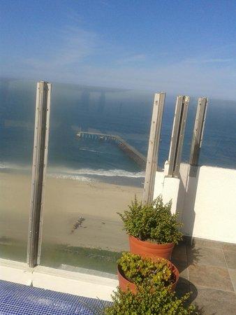 Rosarito Beach Hotel: vista 19 piso