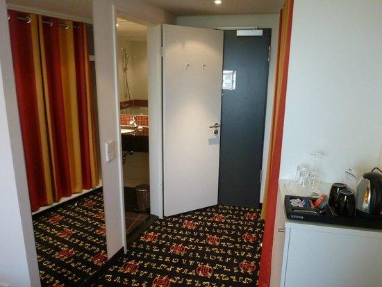 Holiday Inn Munich - Westpark: Executive Zimmer 333