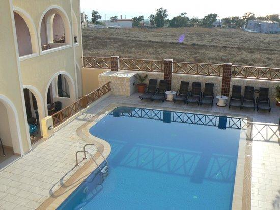 Astir Thira Hotel: Piscine