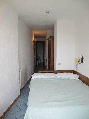 Don Pedro Hotel: Zimmer, das teure mit dem Hafenblick!