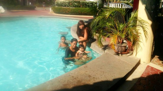 Subic, Filipinas: pool