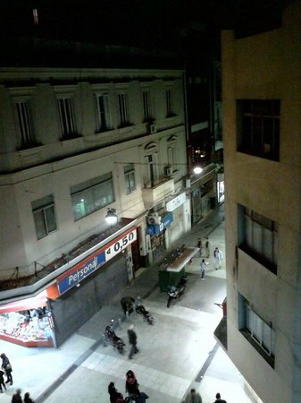 Suipacha Suites: Vista da Janela