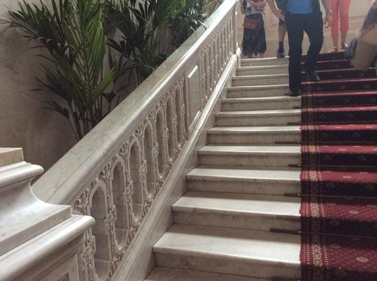 """Yusupov Palace on Moika: """"The Staircase!"""""""