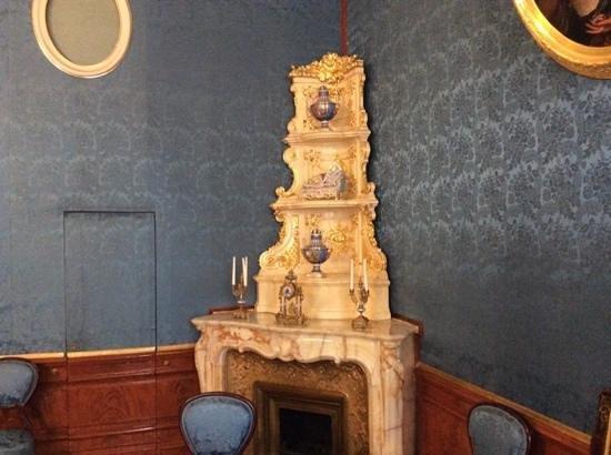 Yusupov Palace on Moika: Ornate Furnishings