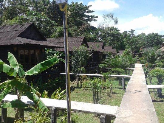 Mook Lanta Resort: The bungalows