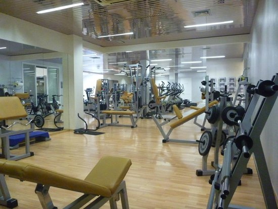 Gym Garda Fitness & Pilates: Weight room