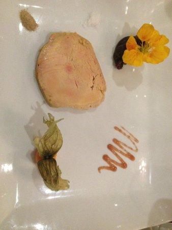 la MARMITE : Le Foie Gras Frais de Canard Cuit au Torchon
