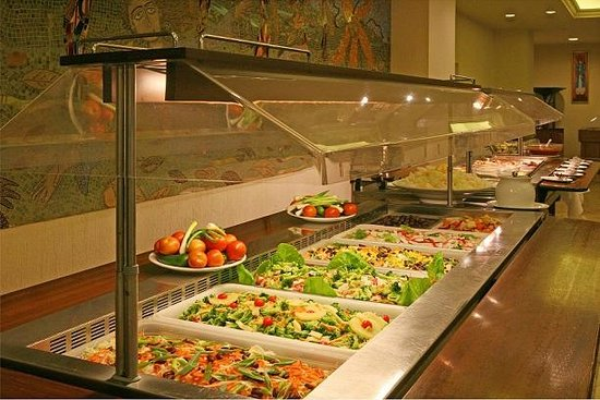 Navarria Hotel: Lunch and Dinner Buffet