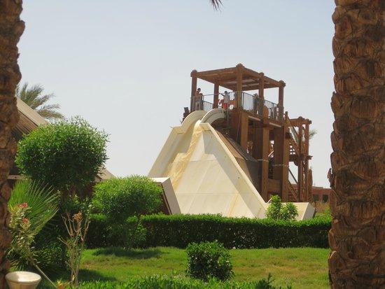Cleo Park Sharm Elsheikh: горка