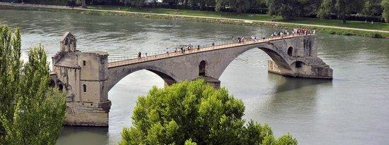 Mercure Pont d'Avignon Centre : Pont d'Avignon