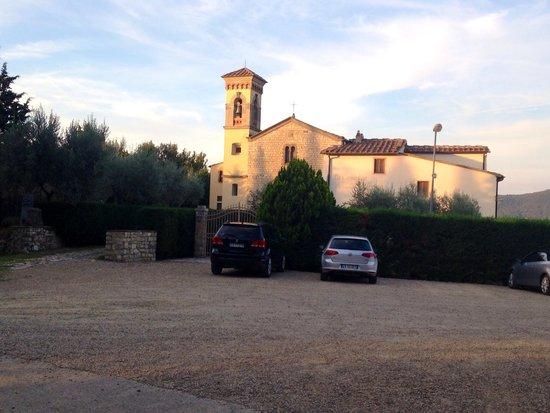 Castello Vicchiomaggio: Amazinf