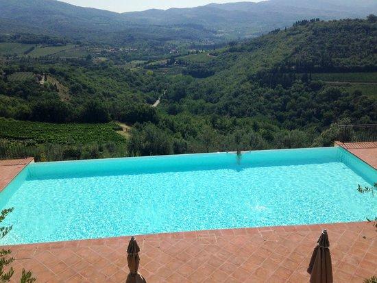 Castello Vicchiomaggio : Wow