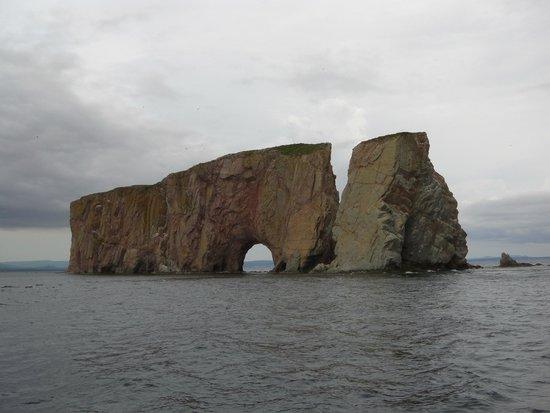 Riotel Perce : rocher perce