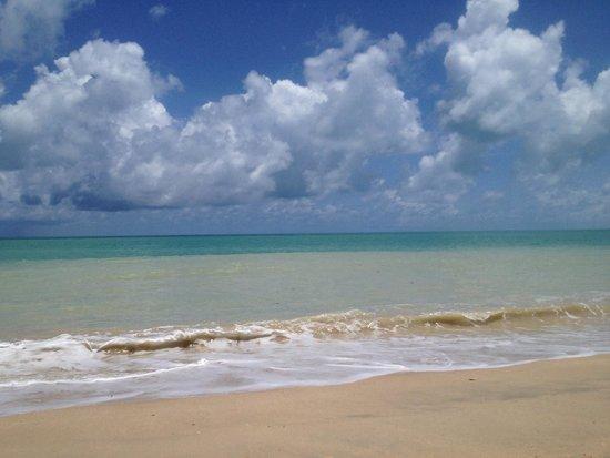 White Sand Beach : face aux transats