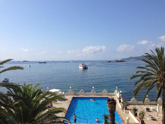 Nautico Ebeso Hotel : Sea view