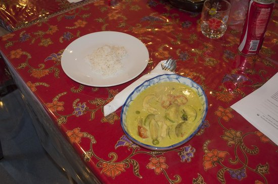 Kata Thai Cooking Class by Sally: Green Curry