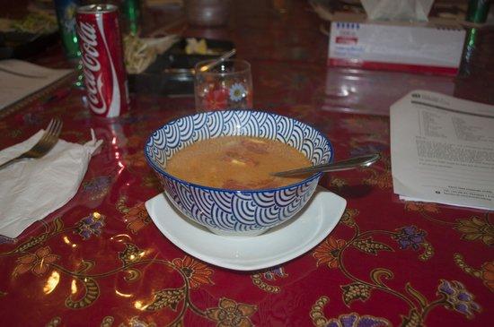 Kata Thai Cooking Class: Tom Yum