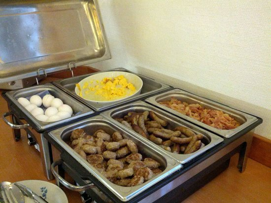 Sonata Hotel: Breakfast :-P
