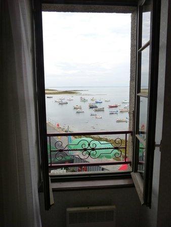 Ile Molene, Fransa: Kastell An Daol : vue de la chambre 5