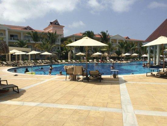 Luxury Bahia Principe Esmeralda Don Pablo Collection: Poolside