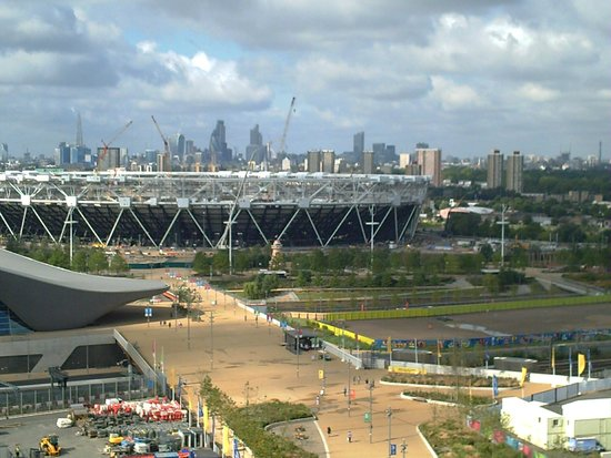 Staybridge Suites London-Stratford City: Overlooking the Olympic Park