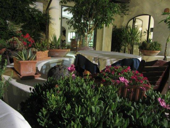 Gattopardo Park Hotel: Sala da cena