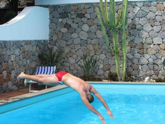 Gattopardo Park Hotel: Piscina