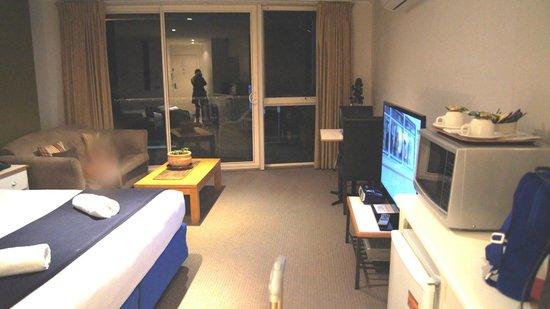 The Sandridge: Deluxe Room