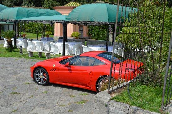 Villa Signorini Events & Hotel : The Hotel Ferrari