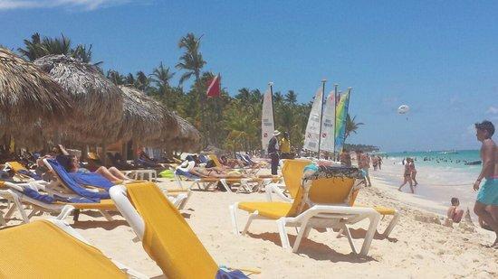 Iberostar Dominicana Hotel : la playa