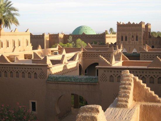 Hotel Kasbah Azalay: VUE EXTERIEUR