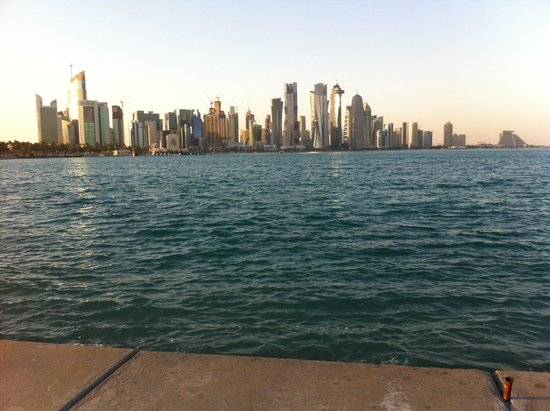 The Corniche : Cornish Doha