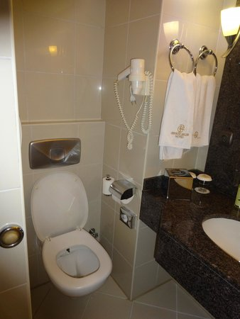 Germir Palas Hotel Istanbul: bathroom