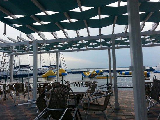 Club Cienfuegos: Playa