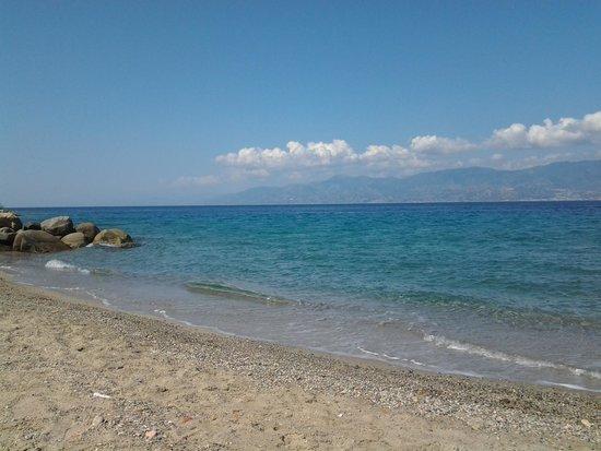 Residence Thalassa: spiaggia residence