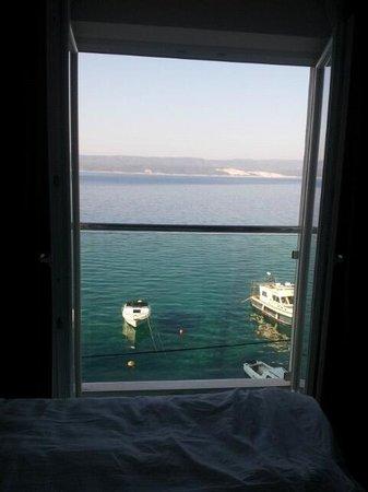 Hotel Pleter: View