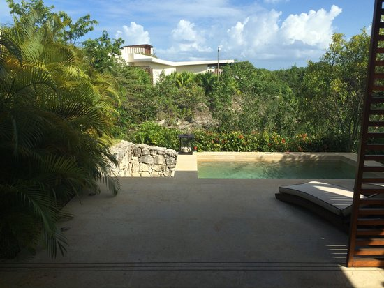 Rosewood Mayakoba: Private pool