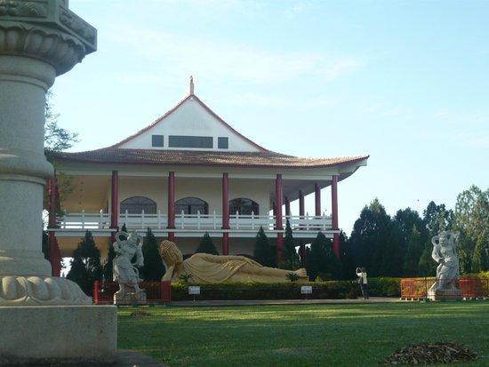 Buddhist Temple: .