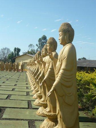 Buddhist Temple: ..
