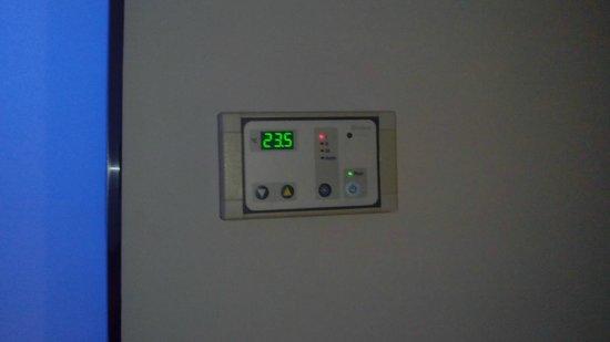 Hotel Helios Mallorca: termostato regolabile