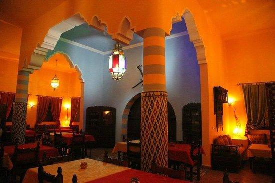 Hotel Kasbah Azalay: RESTAURANT