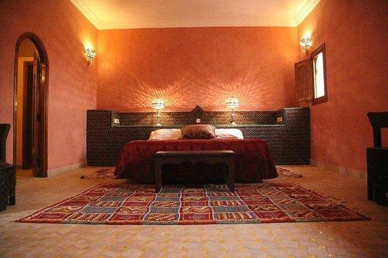Hotel Kasbah Azalay : suite jenior