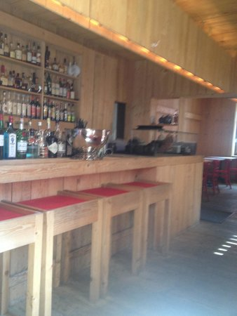 Sonamu: Bar area