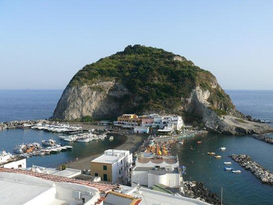 Hotel Casa Rosa: Isola Sant Angelo