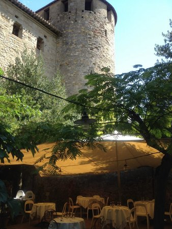 Au Jardin de la Tour: Interno