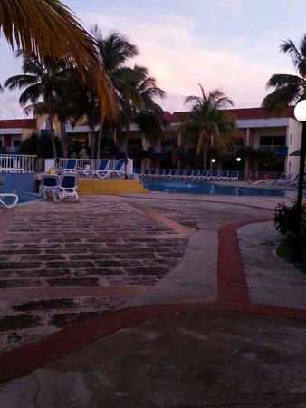 Brisas del Caribe Hotel: Picina privado