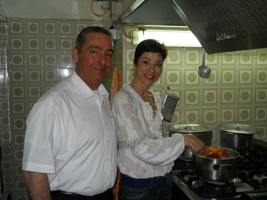 Trattoria Deidda: dimostriamo un po il nostro lavoro in tv grazie Alessandra
