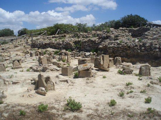 Isola di Mozia (Mothia)/ San Pantaleo: Sito Archeologico