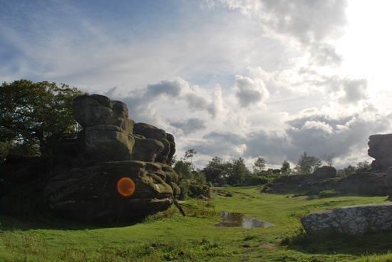 Brimham Rocks 12 août 2014